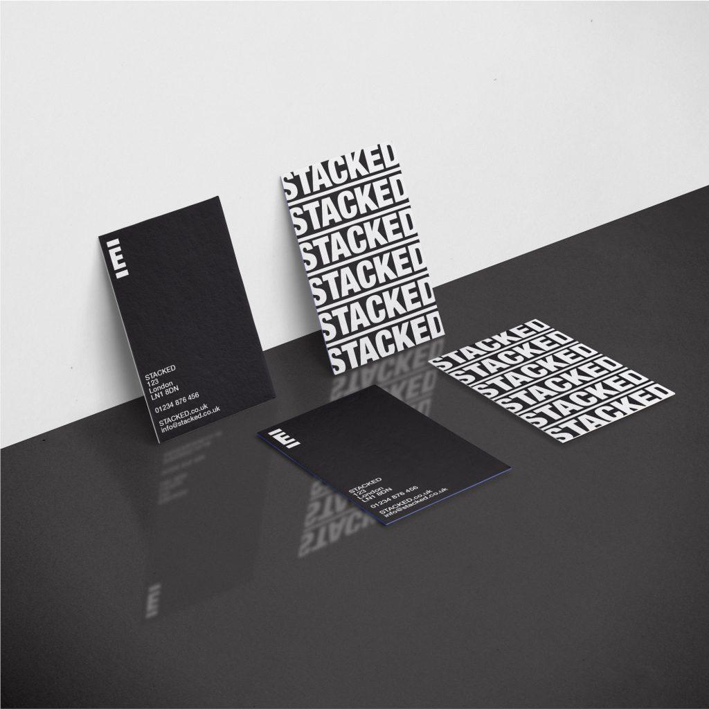 Manraj Ubhi - Stacked Business Cards