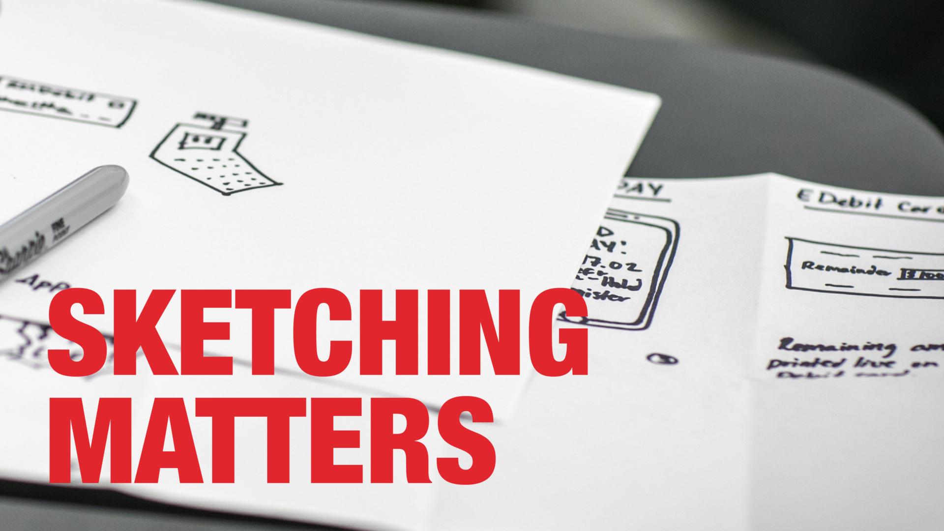Manraj Ubhi - Sketching matters