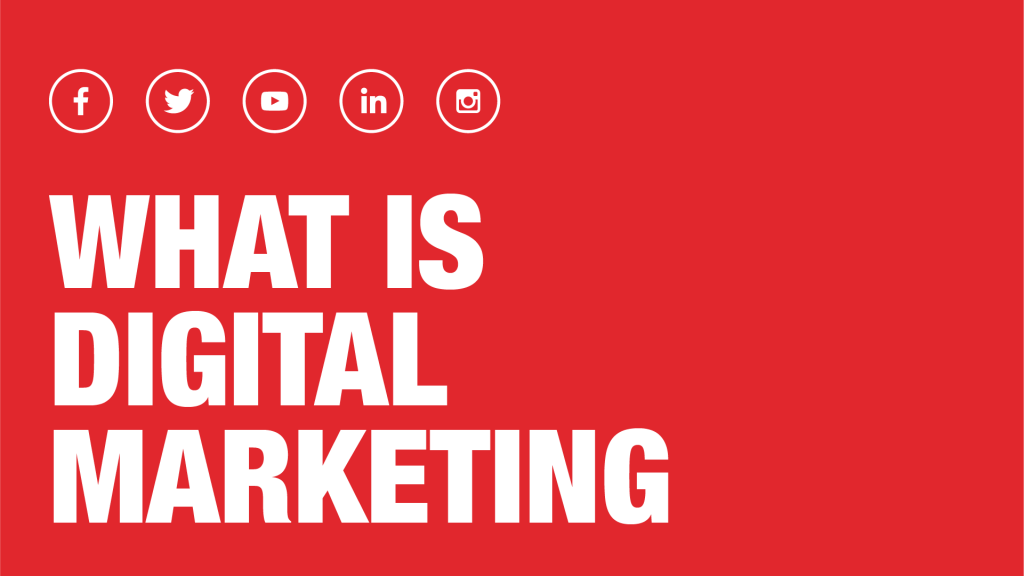 Manraj Ubhi - What is digital marketing?