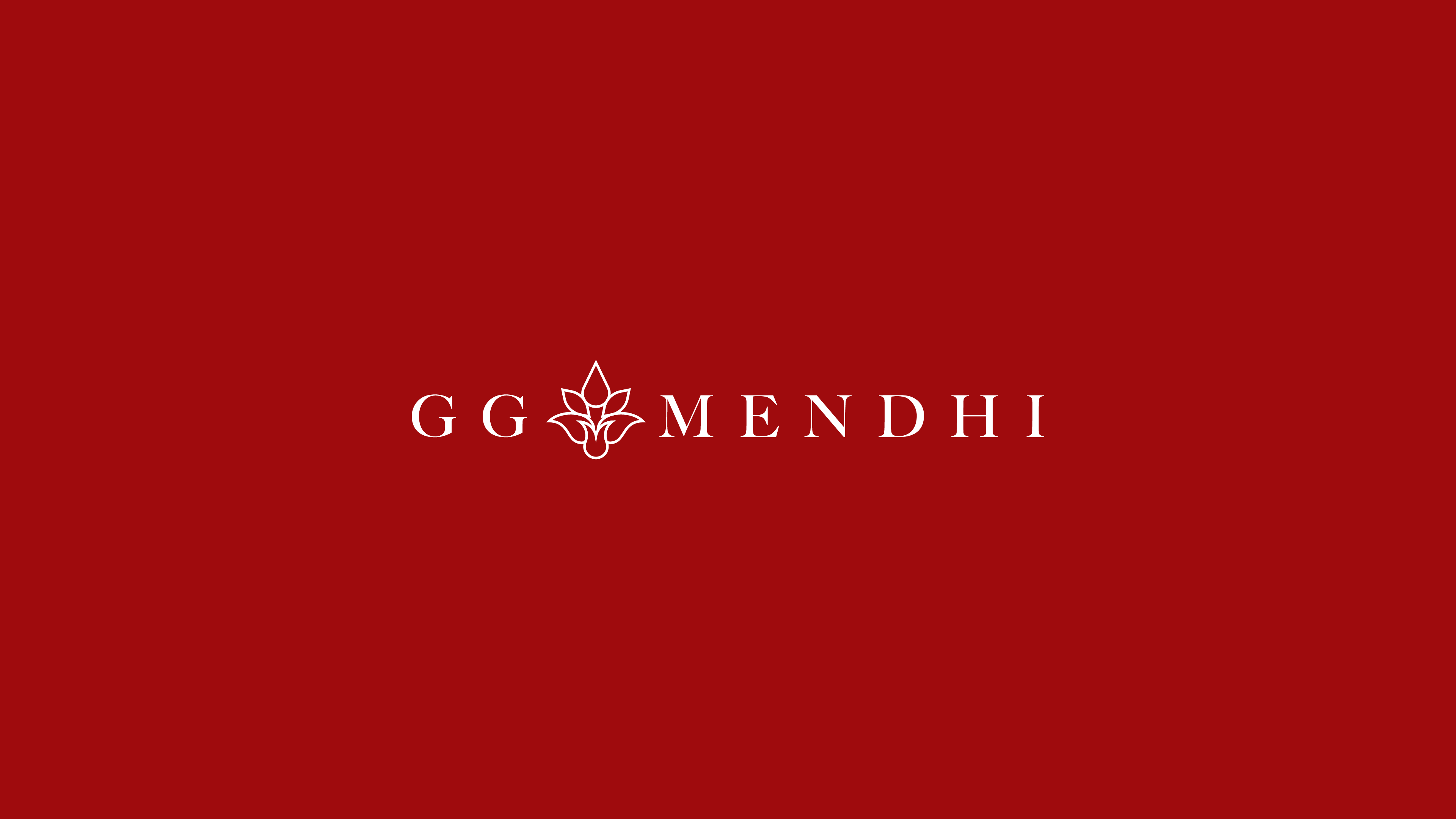 Manraj Ubhi - GG Mendhi Logo